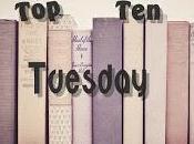 Tuesday (7): Romances literarios favoritos