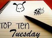 Tuesday (3): Amoríos literarios gustaron