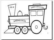 Arma tren: Andalucía