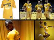 Golden State Warriors, usarán uniformes mangas cortas