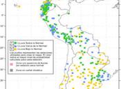 Señales enfriamiento Pacífico Ecuatorial. Lluvias cercanas normal Venezuela. Detalles resto Suramérica