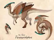 Parasaurolophus volador Lauren Kirkham