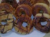 Roscos caseros (donuts)