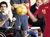 Raúl González aplica lema «Querer poder» balonmano alevín