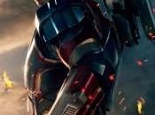 Versión español nuevo póster Iron Patriot