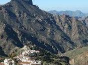 Tejeda, senderos Gran Canaria (España)