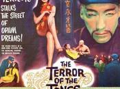 ¡Peligro Amarillo!. terror Tongs. pulp Hammer.
