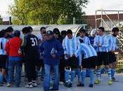 riña entre jugadores culminó partido unión felipe natales torneo regional clubes
