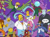 Pic: Simpson Spider-Man Mash-Up