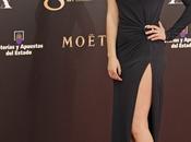 Premios Goya 2013: Alfombra roja
