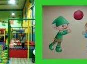 Mundo Popy, parque infantil.
