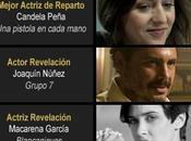 Todo sobre Goya 2013