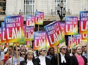Orgullo LGTB Londres 2013 podría celebrarse falta fondos