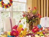 Comunión: Ideas Decoración Tulipanes