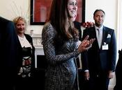 Kate Middleton reaparece embarazada