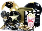 Ideas para fiesta cine