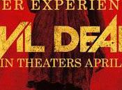 Posesión Infernal: Evil Dead nuevo poster internacional