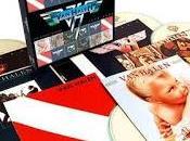 caja recopila discos Halen David Roth