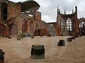 Reconciliación, Coventry ruinas pasado.