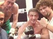 Primera imagen DeNiro Stallone ring 'Grudge Match'