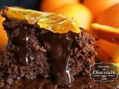Bizcocho Chocolate Naranja, mejorando.