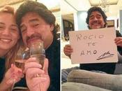 Maradona Empatadisimo futbolista años