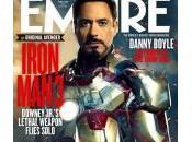 Nuevo póster Iron portada Empire Tony Stark