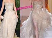 Selena Gomez Atelier Versace fiesta Vanity Fair junto Vanessa Hudgens