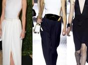 look para Rose Byrne Lanvin fiesta Vanity Fair posterior Oscars 2013