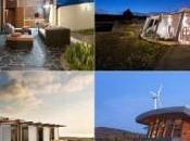 marco perfecto para evento sostenible: edificios bioclimaticos