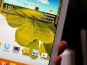 Samsung Galaxy Note 8.0. Pisando fuerte frente iPad mini 2013