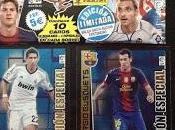 sobres Premium Adrenalyn Liga BBVA 2012-2013 venta