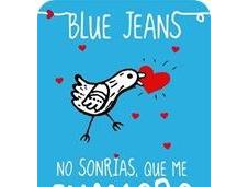 Reseña sonrías, enamoro' Blue Jeans