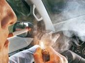 !Prohibido Fumar auto!