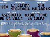 Granada acoge segundo consecutivo Malvashorts, cortos lujo gran pantalla, entre proyectará corto Director Esteban Crespo, Ganador Goya 2013 Mejor Cortometraje.
