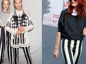 compra semana: pantalón rayas