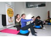 Método Pilates para prevenir osteoporosis