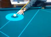 este pool láser nadie podrá ganarte (aunque quizás termine diversión)