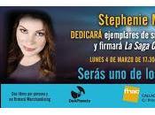 Stephenie Meyer Fnac Callao