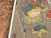 impresionantes ilustraciones serie 'Ukiyo-e Heroes' dejado palabras