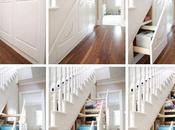 Escaleras Cajones