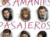 Crítica: amantes pasajeros Pedro Almodóvar