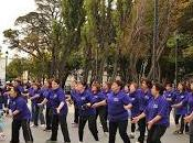 actividad deportiva municipalidad punta arenas inició programa conmemoración internacional mujer
