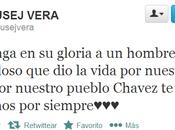 Famosos lamentaron muerte Chávez