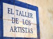 Chema Senra Taller Artistas #Cádiz