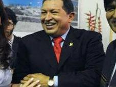 Cristina, Evo, Mujica llegaron Venezuela, tras muerte Chávez