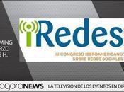 Vídeo interesante diálogo Congreso #iRedes entre Yoani Sánchez José Luis Orihuela