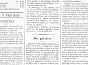 semanario masónico Verdad