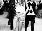 Celebrity Street Style: Cara Delevingne