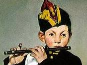 pífano, 1866, Édouard Manet